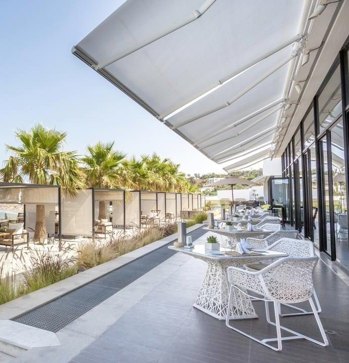 intervention dans l'hôtellerie de luxe