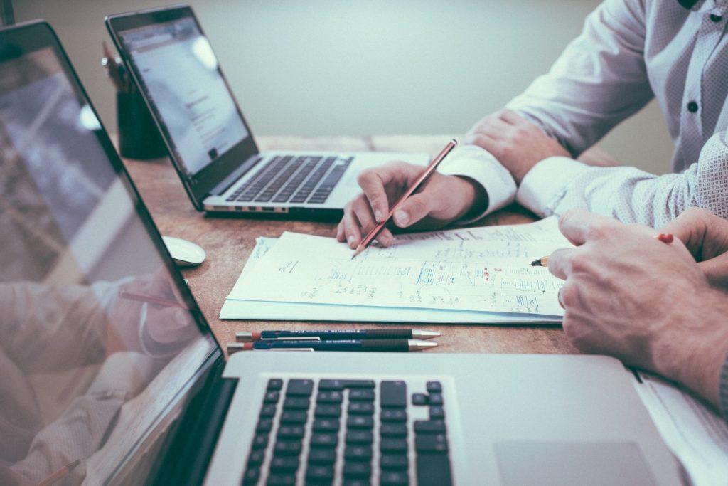 audit organisationel auprès d'une entreprise